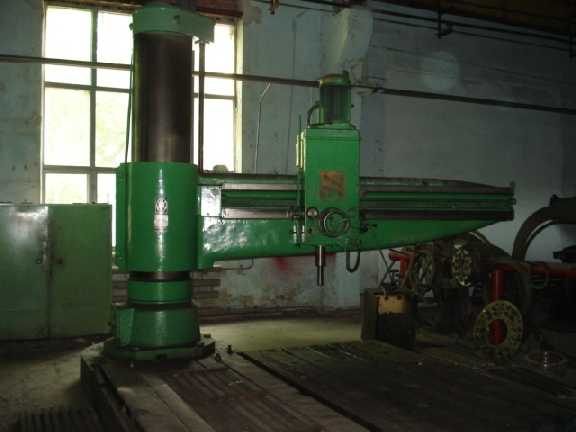 Radial Arm Drills - Radial drill