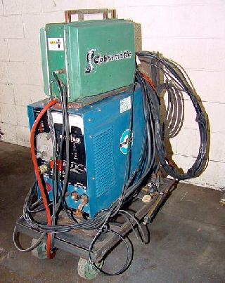 Miller Welders For Sale >> 200 Amp Miller Cp 200 Arc Welder For Sale Miller Cp 200 14484 In