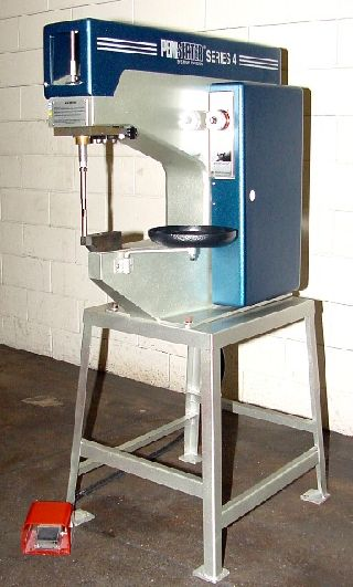 Photo 6 Ton Pemserter Ps 4 Hardware Insertion Press