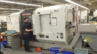 CNC Turning Centers - CNC Lathes
