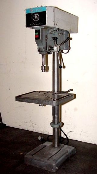 Single Spindle Drill Presses for sale | Used Single Spindle