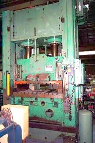 Hydraulic Presses, 4 Post for sale | Used Hydraulic Presses