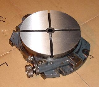 Rotary Tables - 10 Width Moore ROTARY TABLE, HORIZONTAL