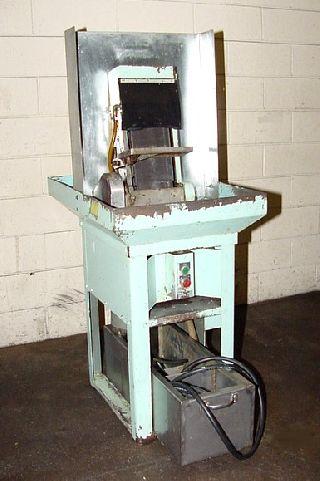 Belt Grinders - 6 Width Hammond Wet BELT GRINDER, w/Coolant System