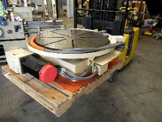 Rotary Tables - 36 Width Producto J699 ROTARY TABLE, Fanuc AC Servos,