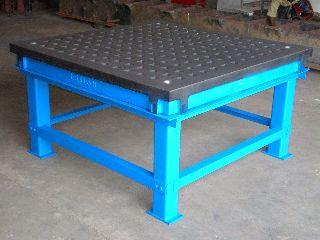 Welding Platen Table Welding Table for sale | Used Welding Table, surplus Welding Table ...