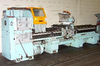 Engine Lathes - 25 Swing 120 Centers Toolmex TUR-63/120 ENGINE LATHE, Inch/Metric,,3-Jaw,