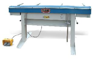 Engine Lathes - 16 Thickness 72 Width Baileigh BB-7216M FINGER BRAKE, magnetic clamping b
