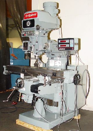 Vertical Mills Amp Milling Machines For Sale Used Vertical