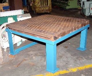 Welding Table For Sale Used Welding Table Surplus