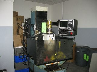 CNC Vertical Milling Machines - 14 X Axis 2HP Spindle Southwest Ind. Quik Cell CNC VERTICAL MILL, QMV 3-Ax