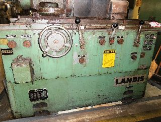 Universal Cylindrical Grinders - 10 Swing 20 Centers Landis 1R OD GRINDER