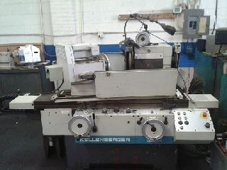 Universal Cylindrical Grinders - 19.8 Swing 24 Centers Kellenberger 600U OD GRINDER, SWING AROUND I.D., HY