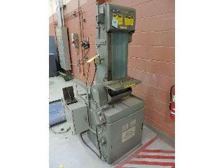 Belt Grinders - 10 Width Hammond 1000-D-B BELT GRINDER, PLATEN CAN BE USED IN VERT. OR HOR